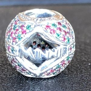 Pandora Minnie Mouse Bow Charm